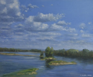 La Loire à NEVERS